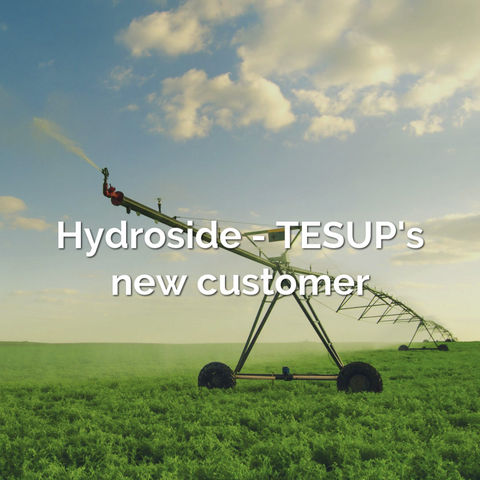 HydroSide is a TESUP user!
