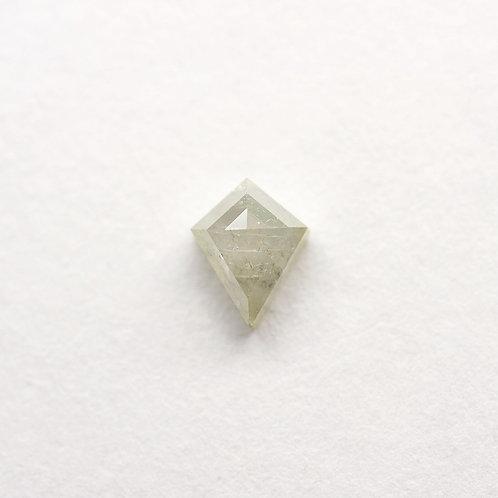 Kite shape Rose Cut Diamond