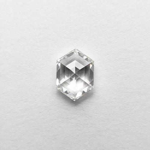 Hexagon Rose Cut Diamond