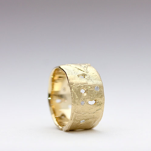 Old World ring