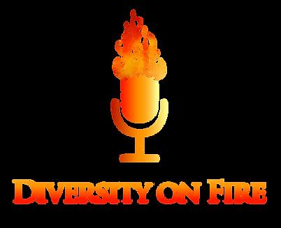 Diversity on Fire Logo