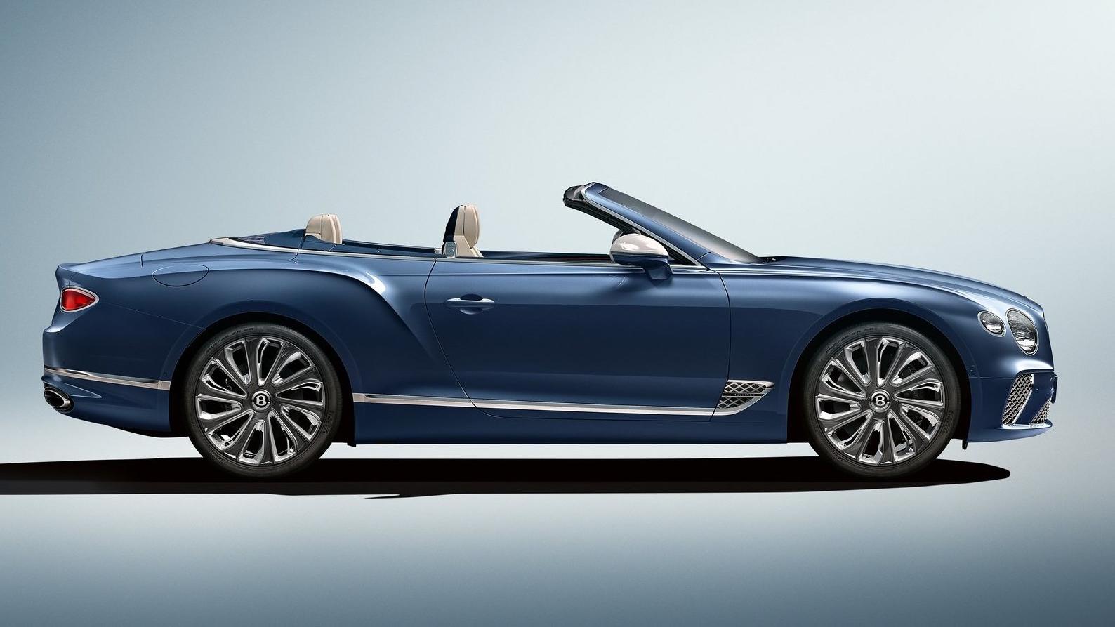 Bentley Continental 2020