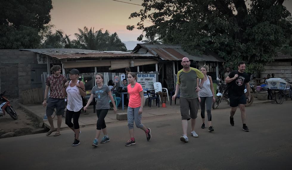 Unterwegs in Togo