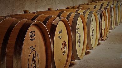 Unser Whisky reift....