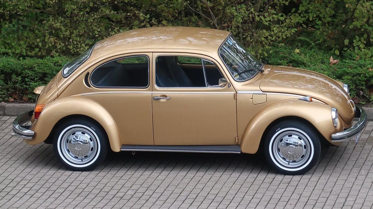 VW Käfer 1967