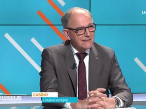 TV-Diskjussion in Lausanne auf La Télé über Online-Spiele