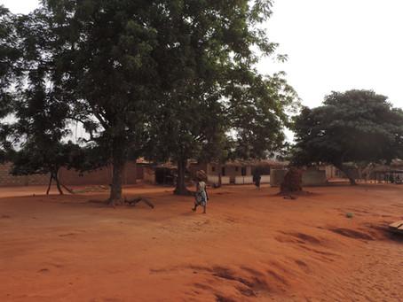 Le village de  Tomety Kondji