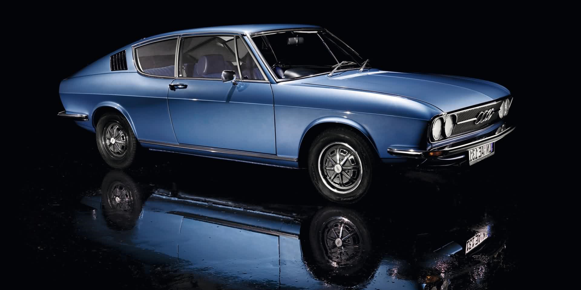 Audi 100 Coupe 1970