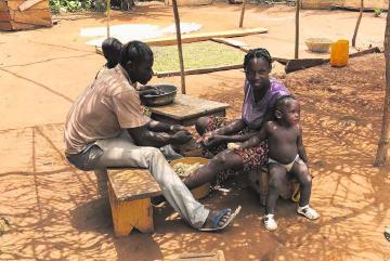 Die Emanzipation erreicht Togo