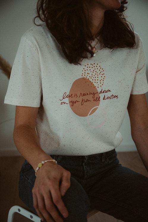 T-Shirt Raining Love