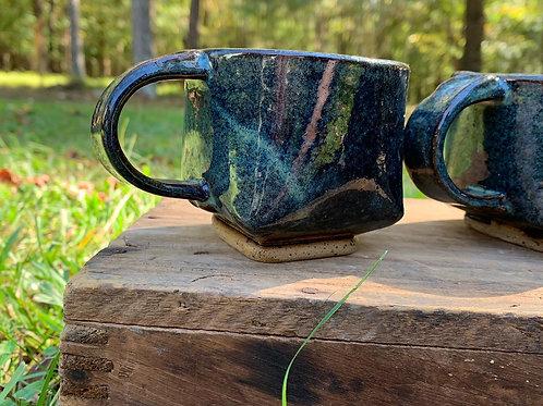 Coffee Cups- Blue