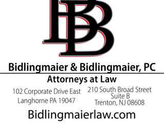 Bidlingmaier & Bidlingmaier Appointed to Significant Solicitor Positions in the Community
