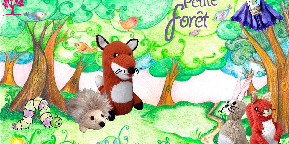 Petite Forêt : Une histoire de liberté, d'aventure et d'amitié