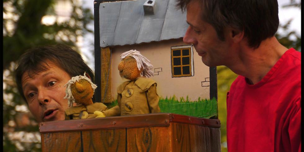 les Montreurs de Marionnettes