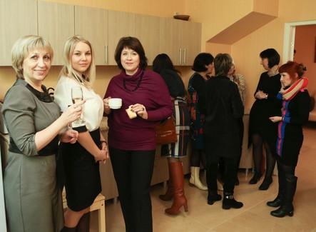10 декабря состоялась презентация отеля «Журавли»