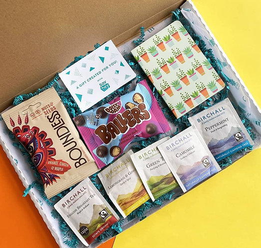 EMPLOYEE LETTERBOX GIFT CARE PACKAGE