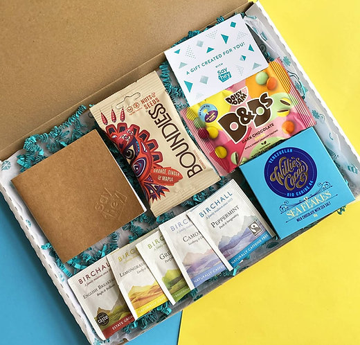 WORK FROM HOME CRAFT CARE PACKAGE