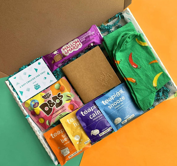 COSY WORKING LETTERBOX CARE PACKAGE
