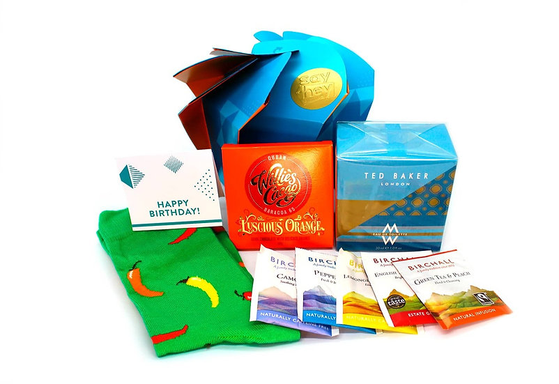 TOP BLOKE GIFT BOX FOR HIM