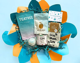 Gin Lover box_sayhey2_gift box delivery.