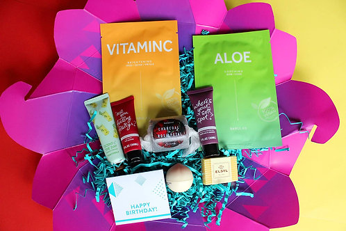 Beauty gift box perfect gift idea for her