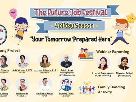 Future Job Festival (28 Juni - 11 Juli)