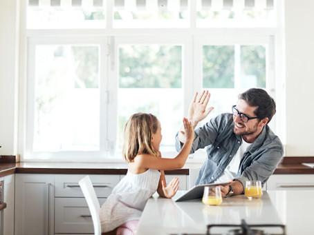 Menjadi orang tua optimis yang realistis
