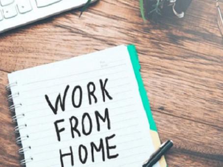 3 Tips Menghindari Stress saat WFH