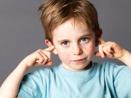 Mengapa anak tidak mau mendengarkan orang tua?