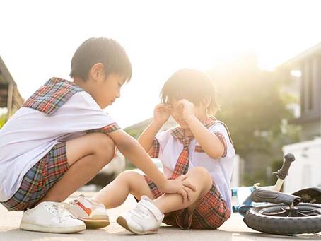 Pentingnya mengasah empati anak