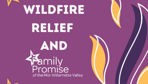 Wildfire Relief and Family Promise