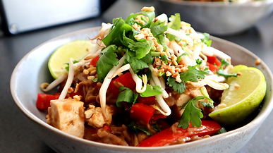 Vegan/Gluten-Free Pad Thai