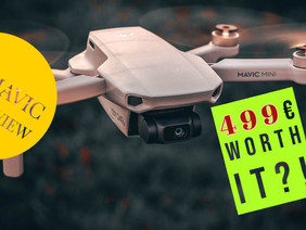Is it worth to buy a drone?