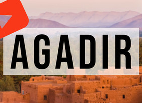 Travel Tips Agadir - the upcoming paradise destination for beach holidays