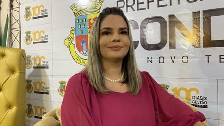MPPB arquiva ação contra Karla Pimentel por supostas contratações irregulares