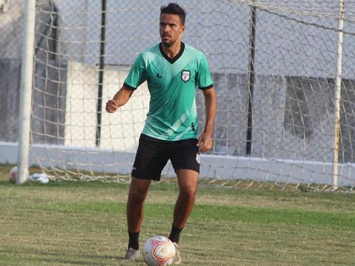Em busca da liderança: Marlon prega respeito mas pede Treze 'sem medo' diante do Fortaleza