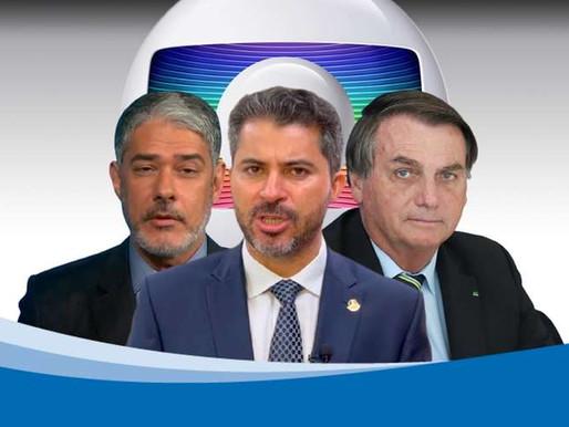 Saiba quem é o senador defensor de Bolsonaro na CPI que foi repórter da Globo