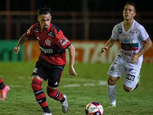 Flamengo e Volta Redonda duelam para levar a Taça Guanabara