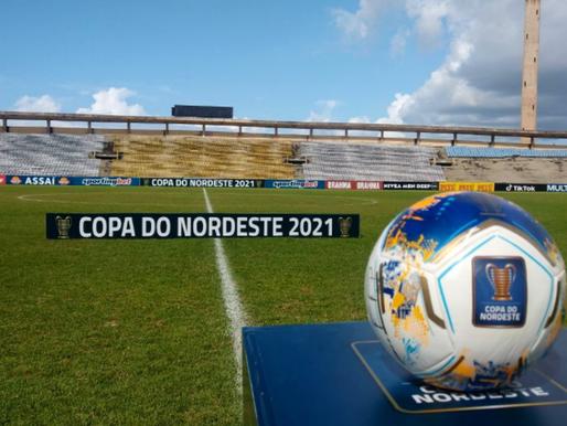 Copa do Nordeste: vitória do Altos e empate no Salgueirão