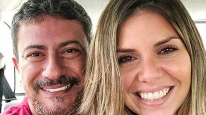 Tom Veiga teria sido agredido por ex-mulher: 'Acabou com a minha vida'