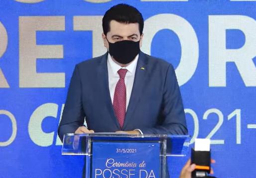 Manoel Junior é empossado e comandará a CNM na gestão 2021/2024