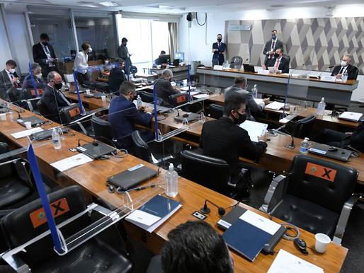CPI da Pandemia vai pedir que PF apure ameaças recebidas por senadores