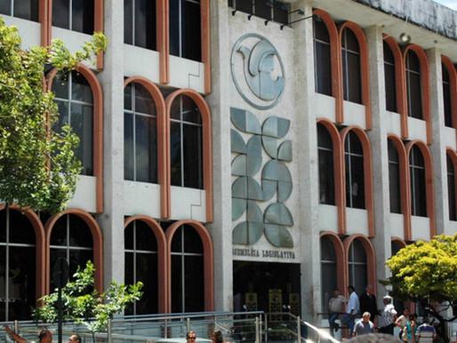 NOTA – Assembleia se solidariza com deputado que revelou ameaça por ex-prefeito