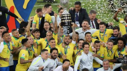 Copa América será realizada no Brasil, diz Conmebol