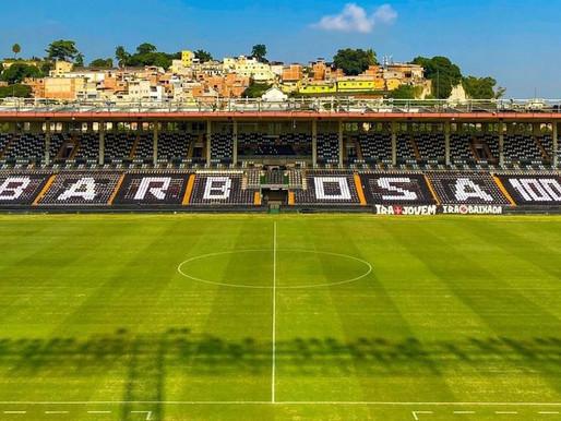 Vasco celebra centenário do nascimento do goleiro Barbosa