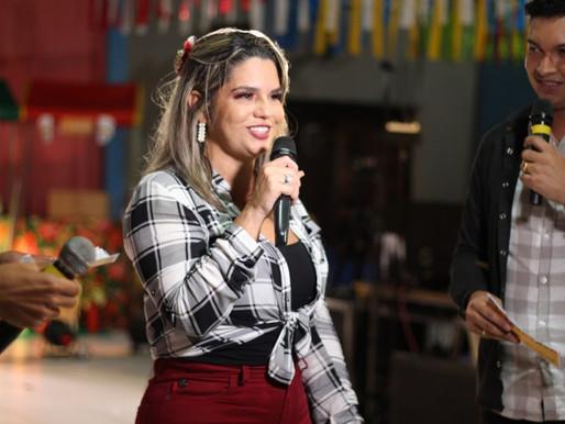 Primeiro dia de live junina de Conde  é um sucesso e tem mais de 10 mil visualizações