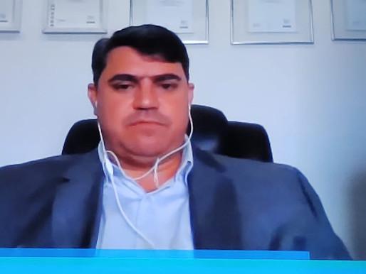 Dinho anuncia que a Câmara de João Pessoa volta a ter sessões presenciais após o recesso