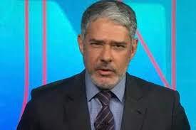 Veja crítica de William Bonner a Bolsonaro na bancada do Jornal Nacional