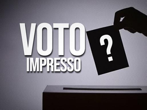 Em manobra para evitar derrota, governistas conseguem adiar votação da PEC do voto impresso