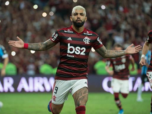 Gabigol brilha e Flamengo goleia Madureira por 5 a 1 no Carioca